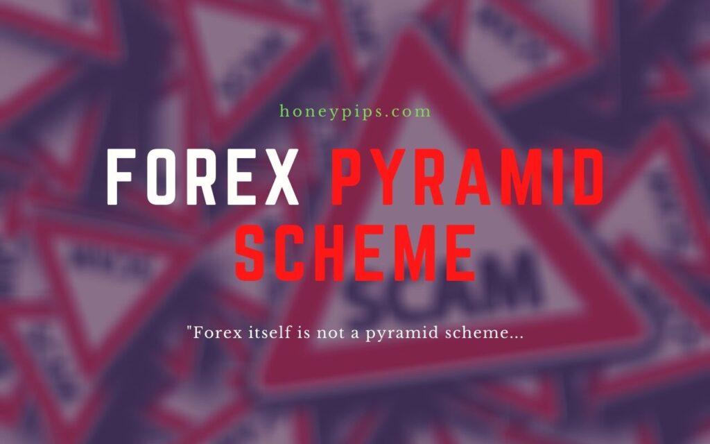 Forex pyramid scheme