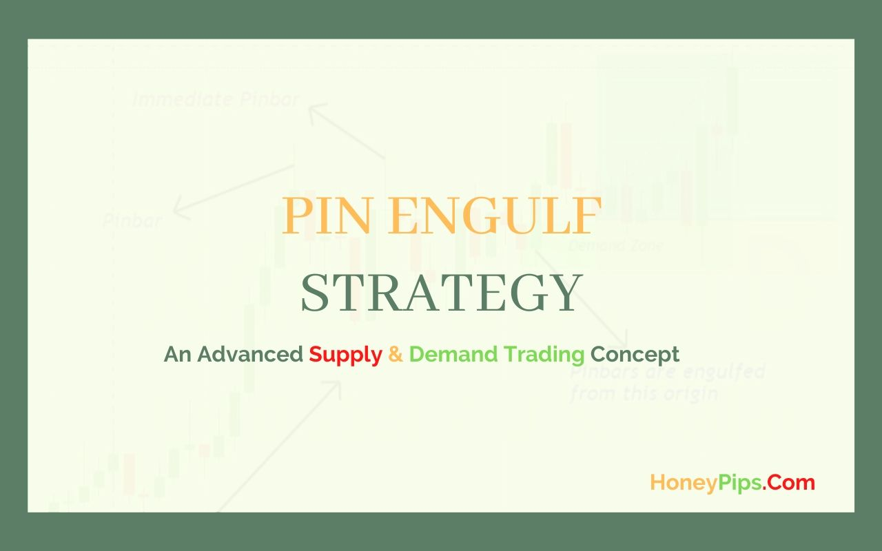 Pin & Engulf-The Advanced Supply and Demand Trading Strategy 2021