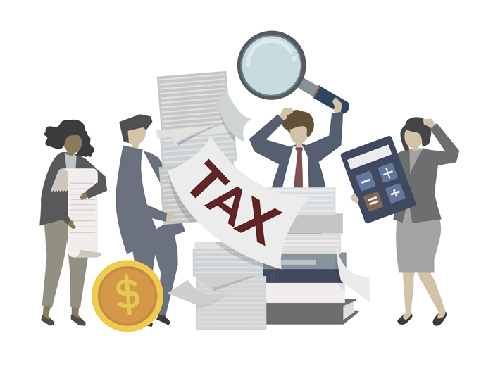 stock dividend tax